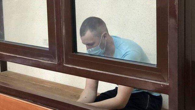 Викраденого ФСБ українського військового арештували на місяць