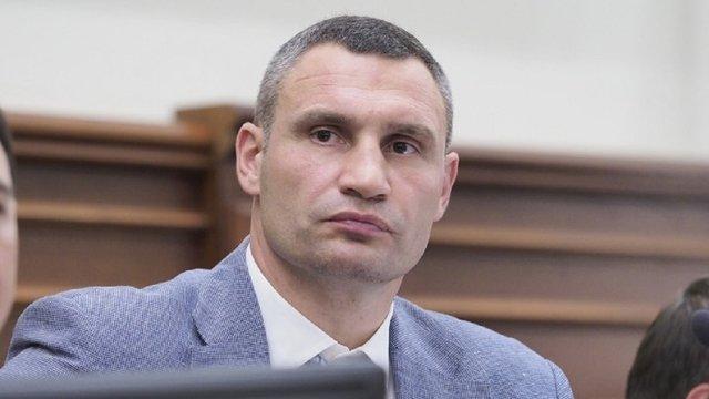 Кличко відмовився балотуватися в мери Києва від «Європейської солідарності»