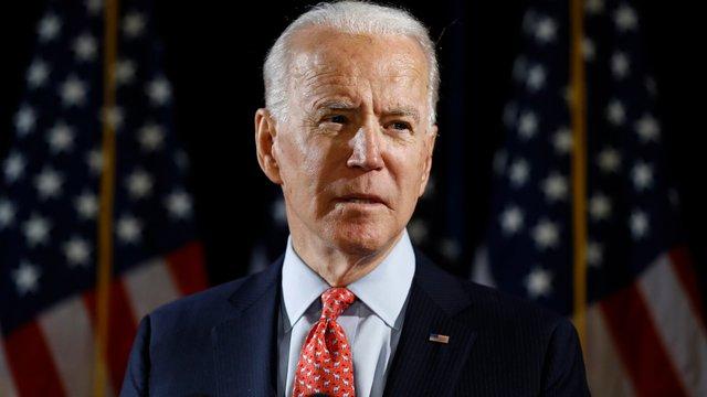 Кандидатом у президенти США від демократів став Джо Байден