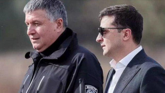 Зеленський вважає, що досі немає кращого голови МВС за Авакова