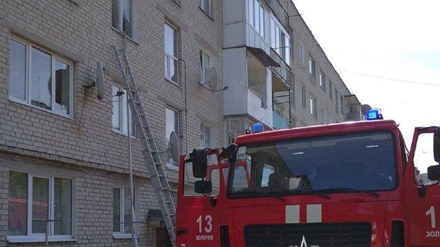 У Золочеві внаслідок пожежі загинула 93-річна власниця квартири