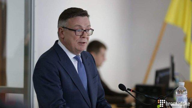 Суд вдруге арештував екс-міністра закордонних справ Леоніда Кожару