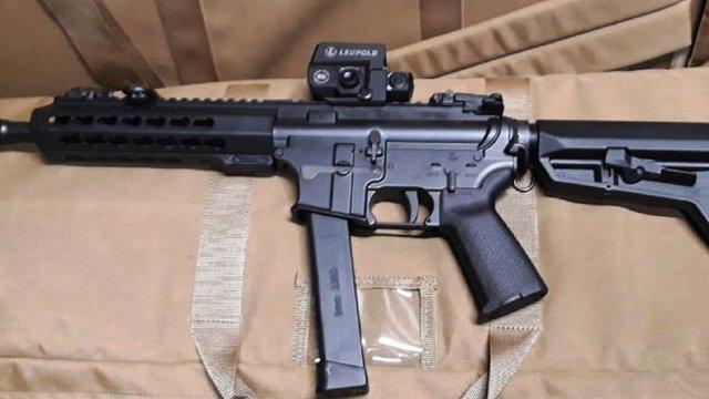 ДПСУ показала випробування нових українських пістолетів-кулеметів
