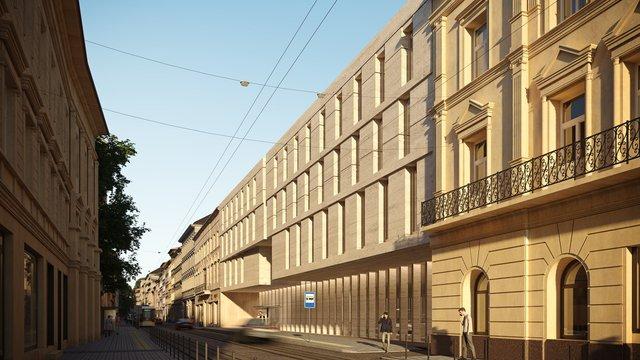 Як виглядатиме новий готель на Дорошенка у Львові. Візуалізація