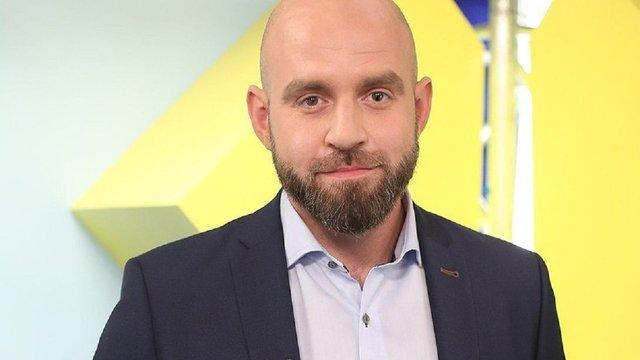 Український журналіст Павло Казарін має російський паспорт