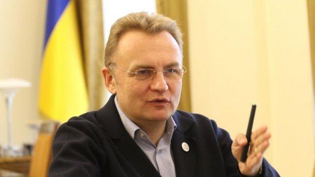Мер Львова Андрій Садовий прокоментував вимогу посилити карантин у місті