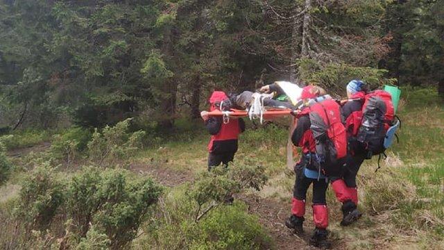 Зниклого під час походу в гори 26-річного львів'янина знайшли мертвим