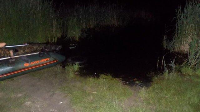 33-річний львів'янин загинув від удару струмом під час риболовлі на озері