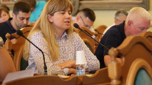 У депутатки Львівської міськради Уляни Пак підтвердили Covid-19