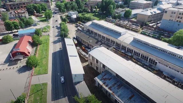 Вартість реконструкції львівського трамвайного депо зросла до 3,4 млн євро