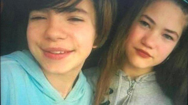 Львівські поліцейські знайшли живими зниклих уночі двох дівчат-підлітків
