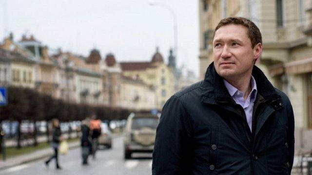 Максим Козицький очолив обласний осередок партії «Слуга народу»