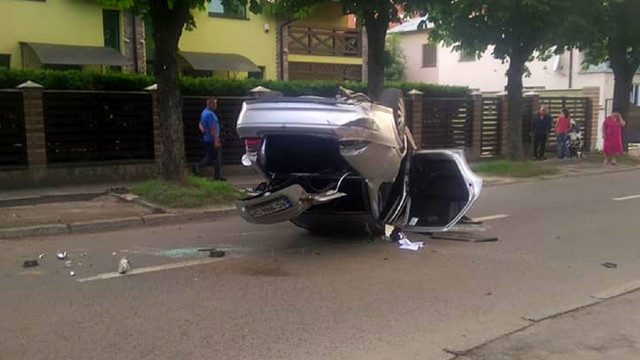 У ДТП на вул. Окружній у Львові травмувалася 5-річна дитина