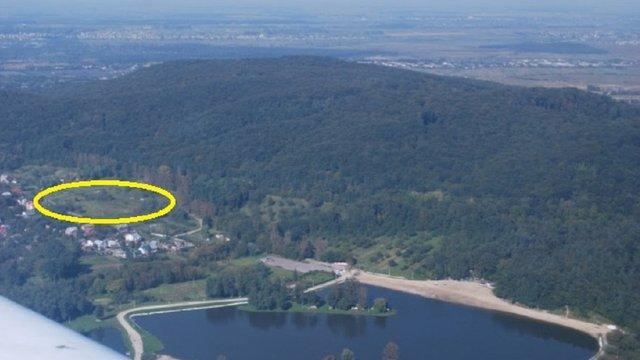 ЛОДА виділила 18 ділянок біля Винниківського озера для дач учасників АТО