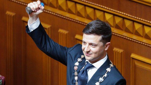 Депутати попередньо підтримали законопроект Зеленського про референдум