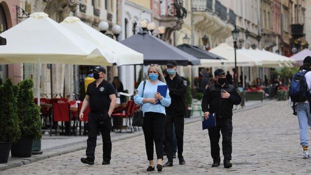 На Львівщині коронавірусом вже інфіковано понад 3,5 тисячі мешканців області