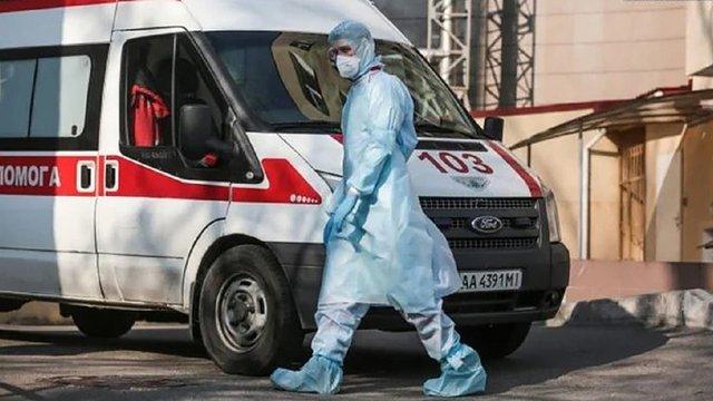 В Україні зафіксований новий антирекорд за кількістю інфікованих коронавірусом