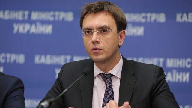 НАБУ оголосило підозру Володимиру Омеляну через 30 млн грн збитків