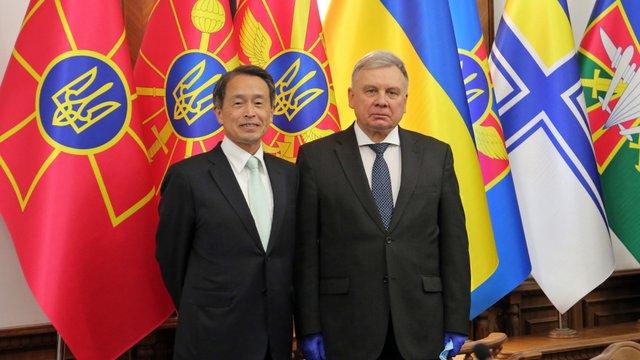 Японія передасть військовим госпіталям в Україні медобладнання на 1,4 млн доларів