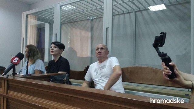 Лідера добровольчого батальйону ОУН Миколу Коханівського засудили до двох років ув'язнення