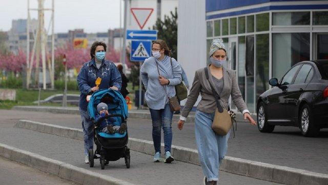 Добовий максимум нових хворих на Львівщині зріс до 240