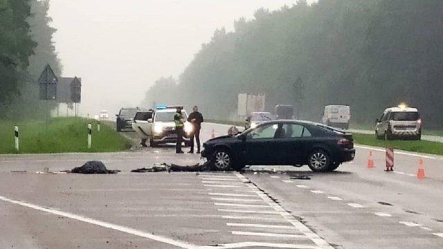 Водій Mercedes Vito спричинив смертельну ДТП біля Буська, двоє загиблих
