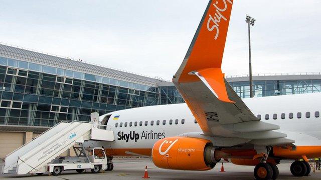SkyUp відкрив нові напрямки зі Львова до Одеси та Херсона