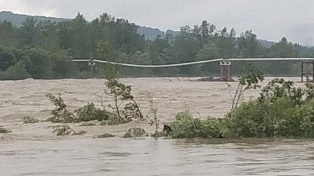 Через повінь на Буковині кілька сіл залишились без газу