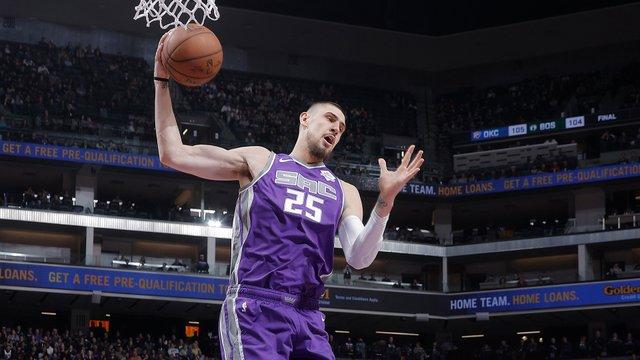 Український баскетболіст НБА Олексій Лень заразився коронавірусом