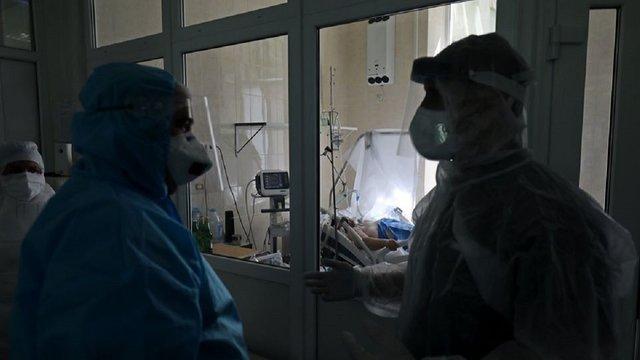 Лікарні Львівщини, де лікують хворих на коронавірус, забезпечені на один місяць