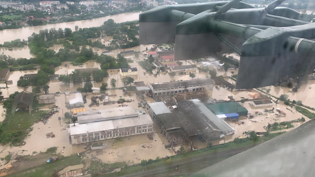 Уряд виділив майже 700 млн грн допомоги постраждалим від повені західним областям