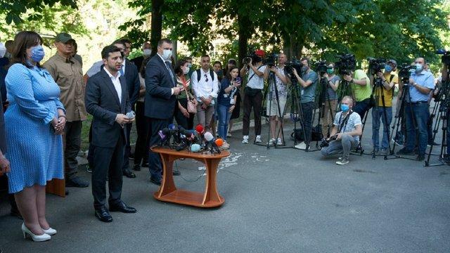 Постраждалим від вибуху в київській багатоповерхівці почали видавати нові квартири