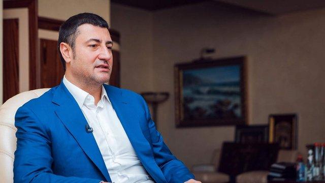 Офіс генпрокурора закрив справу мультимільйонера Олега Бахматюка