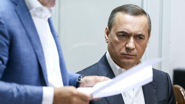Українського екс-нардепа Миколу Мартиненка засудили до ув'язнення у Швейцарії