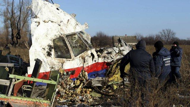 Прокуратура Нідерландів надала новий доказ, що MH17 збили ракетою «Бука»