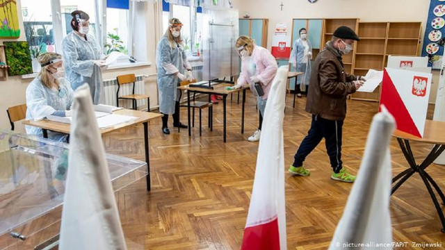В Польщі сьогодні проходять вибори президента