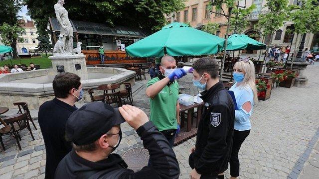 За минулу добу  на Львівщині зафіксовано ще три смерті від  Covid-19