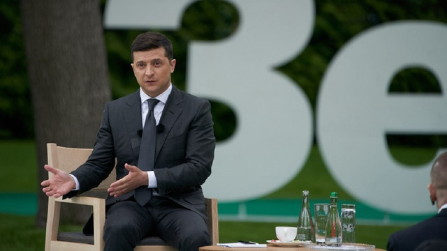 В Україні вперше незадоволених діями Зеленського стало більше, ніж задоволених