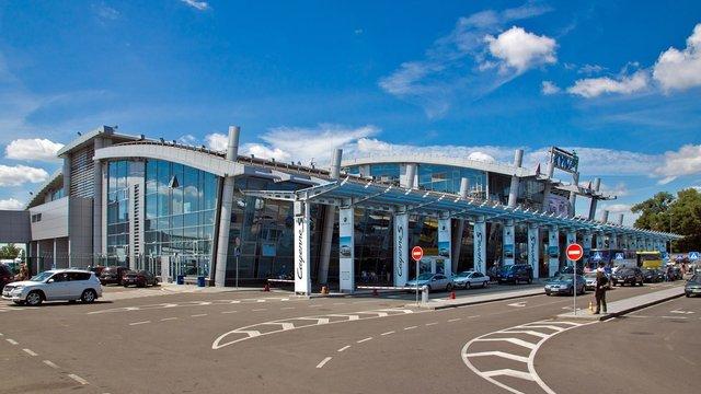 Аеропорт «Київ» звільнить половину співробітників через пандемію