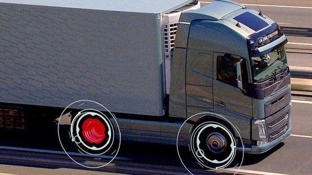Шини вантажівок: знос та заміна