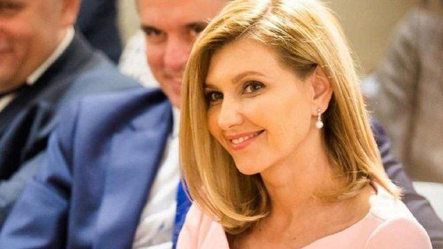 В Офісі президента розповіли про стан здоров'я Олени Зеленської