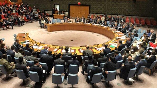 Рада Безпеки ООН схвалила резолюцію про глобальне припинення вогню на час пандемії