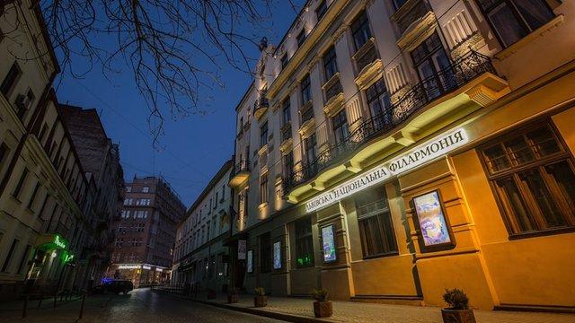 Львівська філармонія завершить сезон концертами української музики
