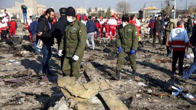Україна домовлятиметься з Іраном про компенсації за збитий літак МАУ від імені п'яти країн