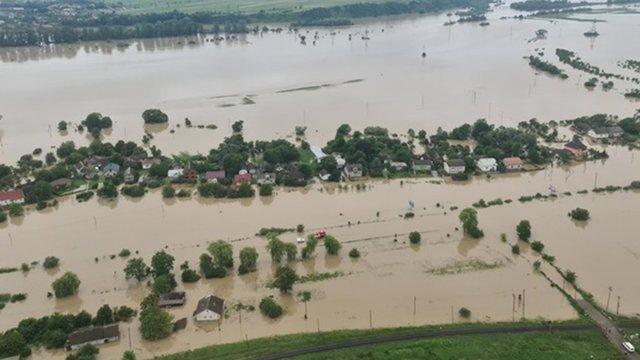 Кабмін виділив ще понад 750 млн грн для ліквідації наслідків повені у західних областях