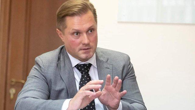Верховна Рада відправила у відставку голову АМКУ Юрія Терентьєва