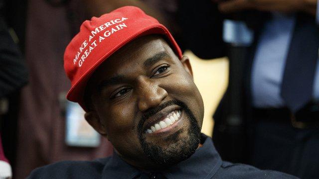 Американський репер Каньє Вест буде балотуватися у президенти США