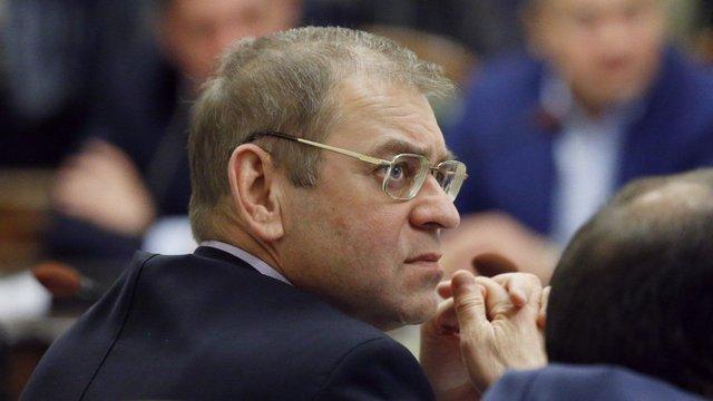 ДБР вручило обвинувальний акт екс-нардепу Сергію Пашинському