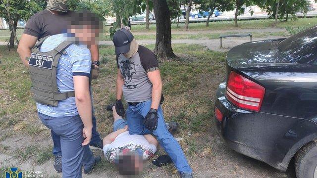В Одесі затримали банду кримінального авторитета «Лоту Гулі» під час викрадення людини