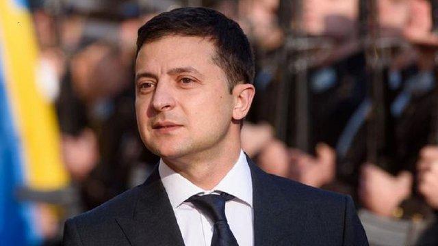 Зеленський повідомив НАЗК про скоєння правопорушення